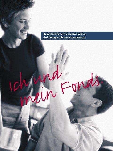 Ich und meine Fonds - RFinanz