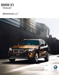 BMW X1 - EU-Import