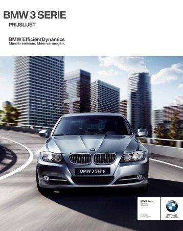 BMW 3 SERIE - EU-Import