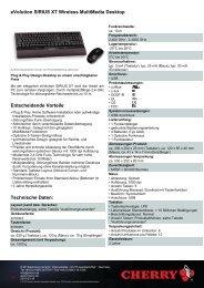 Produktblatt - SoftExpress