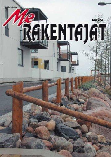 Kesä 2005 - Rakentaja.fi