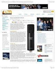 Mojave Audio MA-201 fet review | EM WRiter Eli Crews Reviews ...