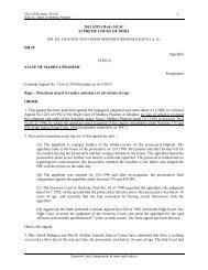 2013 STPL(Web) 343 SC-DB-Dilip Vs. State of Madhya ... - STPL india