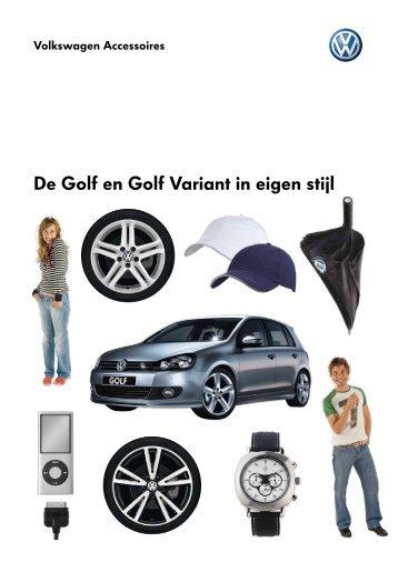 Prijslijst Volkswagen Golf accessoires per 01-03-2011.pdf - Fleetwise