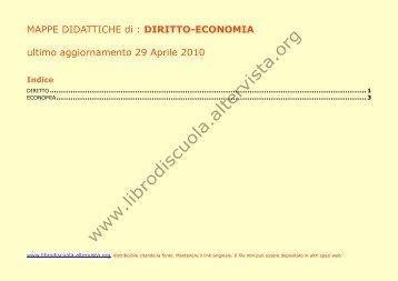 DIRITTO-ECONOMIA ultimo aggiornamento 29 ... - Libro di scuola