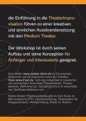 Schauspiel - Uwe Weber - Seite 3