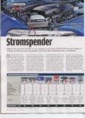CTEK_Autobild Sportscars 11-12_Ladegerättest - Albert  ... - Seite 2