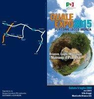 QUALE EXPO2015 - Gruppo Consiliare Regione Lombardia