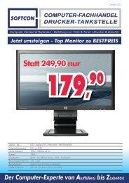 Der Computer-Experte von A(uffüllen) bis Z(ubehör ... - SoftCon GmbH
