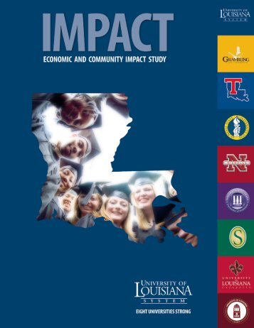 Download the full report - University of Louisiana System