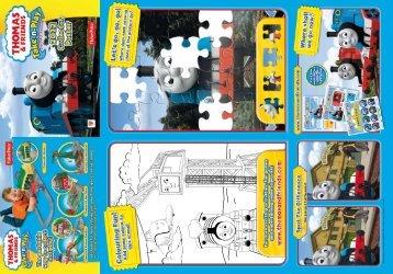 2012 Gullane (Thomas) Limited. A HIT Entertainment ... - Toys R Us