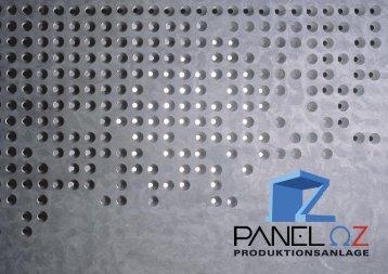 OMEGA Z Anlage. - Panel Omega Zeta