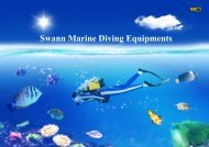 Accessories Swann Marine Diving Equipments - Sofab.net