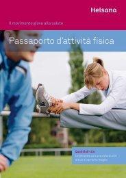 Passaporto d'attività fisica - Ryffel Running