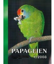 Papageien-Info aus dem Arndt-Verlag
