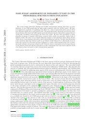 arXiv:astro-ph/0511808 v1 29 Nov 2005 - iucaa