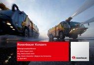 Österreich - Rosenbauer