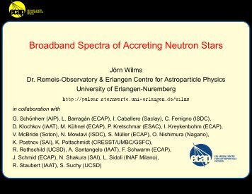 Broadband Spectra of Accreting Neutron Stars - iucaa