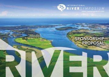 Download 2013 Sponsorship Proposal - International Riversymposium