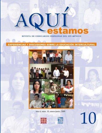 Vol. 10 - Programa Internacional de Becas de Posgrado - Ciesas