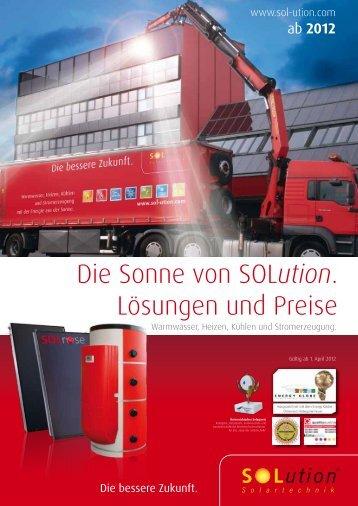 Solution Solartechnik GmbH