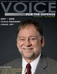 M - Voice For The Defense Online