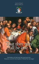That they may all be one - Diocesi di Brescia
