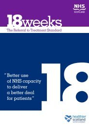 18 Weeks - The Referral to Treatment Standard February 2008 [PDF ...