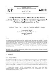 The Optimal Resource Allocation in Stochastic Activity Networks via ...