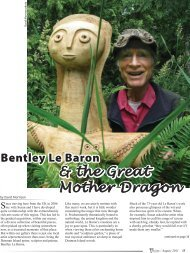 Bentley Le Baron & the Great Mother Dragon - David Morrison - The ...