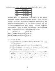 latihan 29 maret 2012 - Blogs Unpad