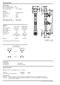 Liquid-level switch for external mounting NS 3/20 AM - 60 - Matelco - Page 2