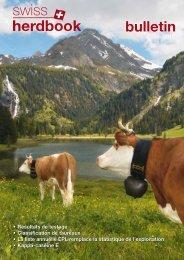 swissherdbook bulletin 6-2012-1-f