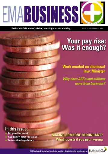 Your pay rise: Was it enough? - EMA