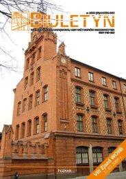 Plan szkoleń dla członków Wielkopolskiej Okręgowej Izby ... - WOIIB