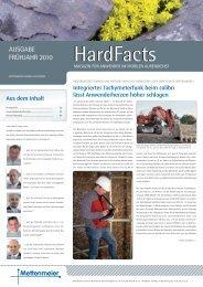HardFacts 5, Ausgabe Frühjahr 2010 (737 kB) - Robust-pc.de