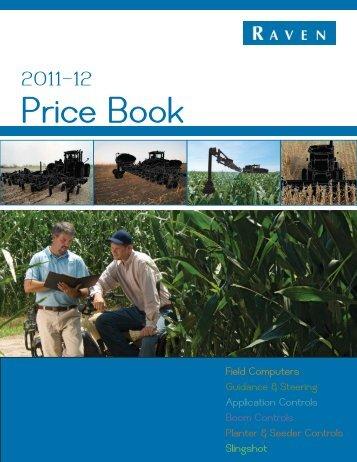 2011 08-15 Raven Price Book-US.pdf - Farmco Distributing Inc