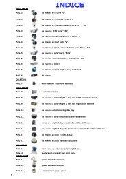 Catalogo completo prodotti RDS - SAAT srl