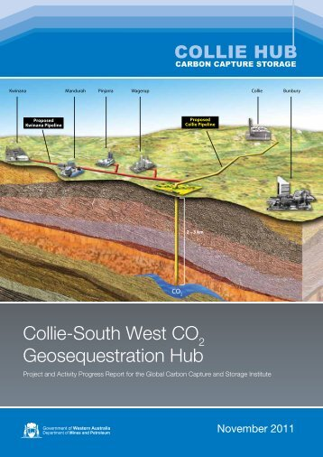 Collie-South West CO2Geosequestration Hub - Global CCS Institute