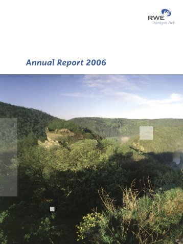 Annual Report 2006 - Net4Gas