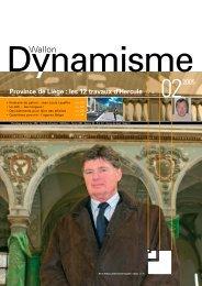 Dynamisme 181 pour pdf xp - Union Wallonne des Entreprises