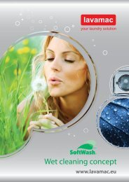 LAVAMAC Wet system (pdf brochure, download here) - Laundry ...
