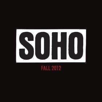 Fall 2012 - Soho Press