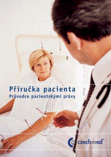 Příručka pacienta: Průvodce pacientskými právy