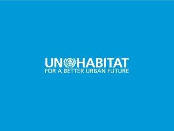 Urbanización y Cambio Climático - COPA