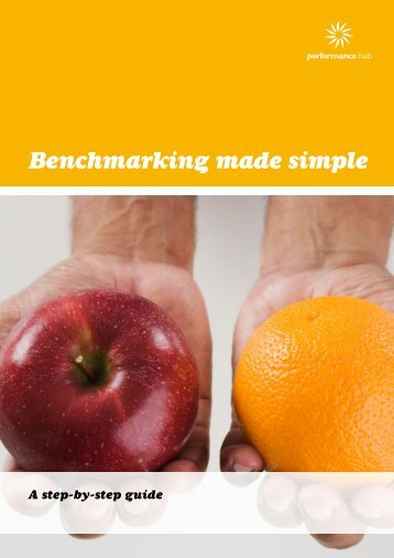 Benchmarking Made Simple File - National Council for Voluntary ...