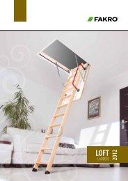 Loft ladders - Fakro
