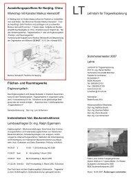 Ausstellungspavillon für Nanjing - Heinsdorff, Markus