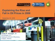 Explaining the Rise and Fall in Oil Prices in 2008
