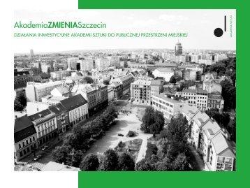 Projekt Siatka pod prezentację 2a - Akademia Sztuki w Szczecinie